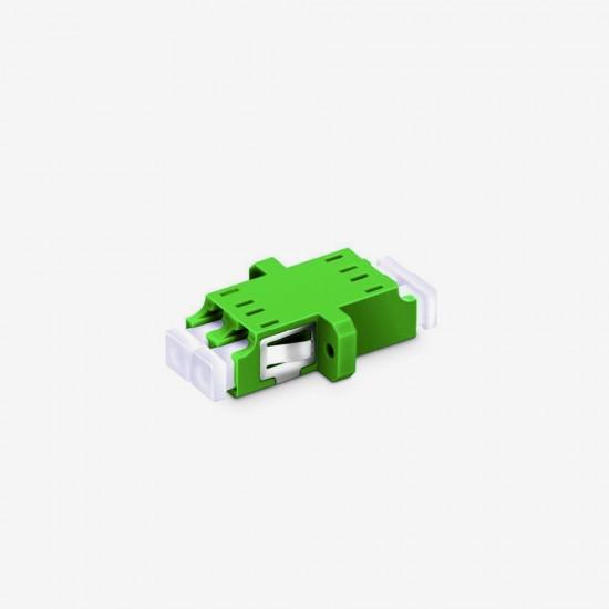 LC APC Duplex Adaptör Single Mode Fiber Optik (Coupler)