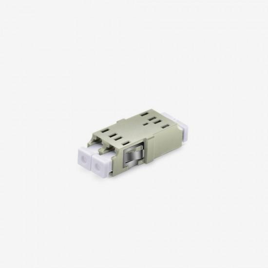 LC UPC Duplex Multi Mode Fiber Optik Adaptor