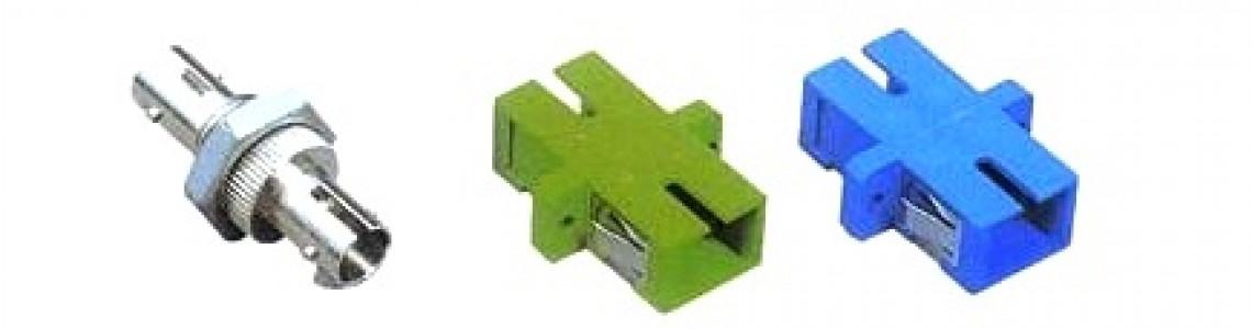 Fiber Optik Adaptör