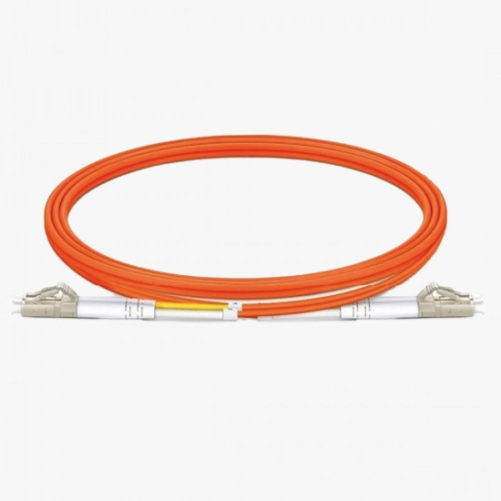 LC/UPC - LC/UPC OM2 50/125 Multi Mode Patch Cord Duplex